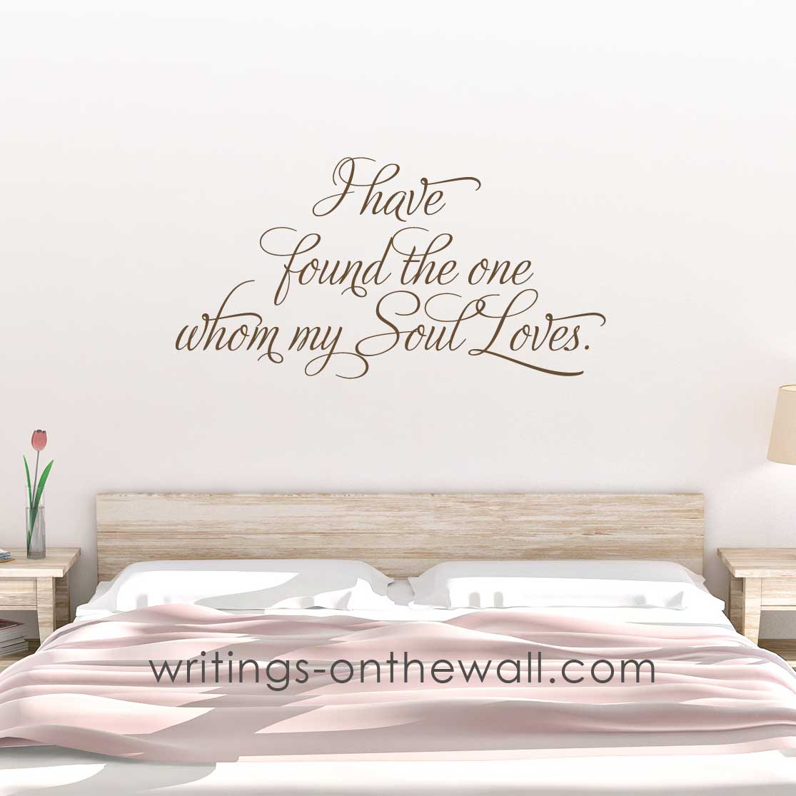 Writings on the Wall - Vinyl Decor and more. Vinyl lettering wall ...