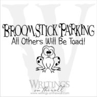 Broomstick Parking
